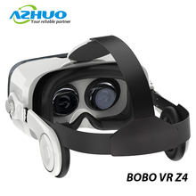 Low Price Comfortable Suit with headphone Bobo VR Z4 for 3D Game ,3D movie Aspheric Optical Lens Bobo Z4 vr box
