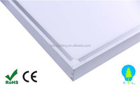 silver fram 30w 300X1200 led ceiling panel daylight 5000K 85lm/w 5 years warranty