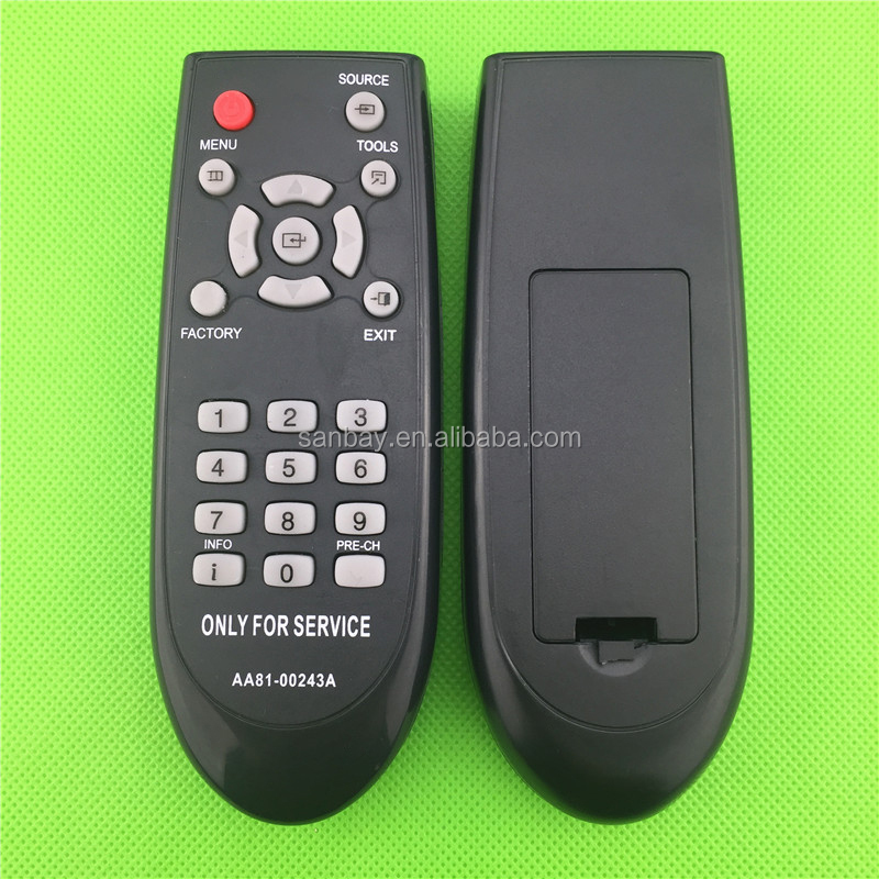Service remote control forSamsung SmartTV of the KU series (PVR) AA81-00243A