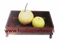 Natural Bamboo food Tray