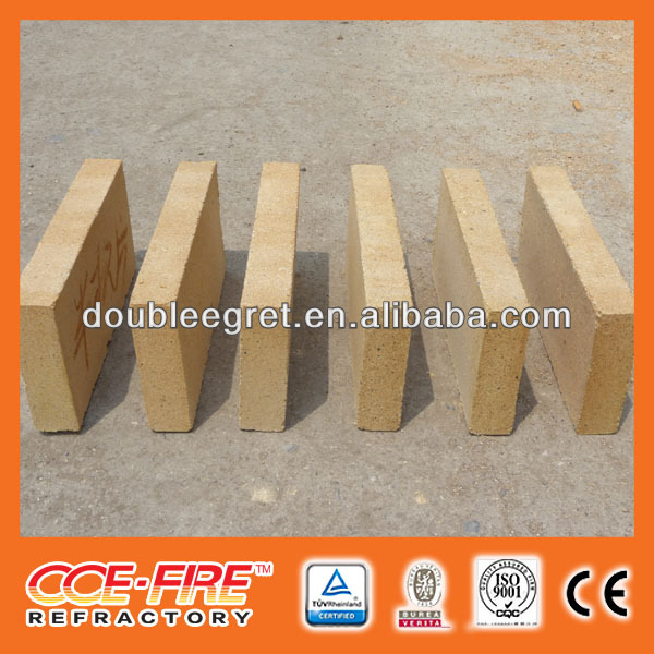 high alumina brick for clay oven price