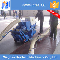 Top quality high efficient clean Marble pavement floor surface shot blasting machine