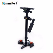 New Hottest Portable steadicam S60 DSLR Aluminum Handheld Camera Stabilizer with Double Scale for Canon 5D2 MK2 and Vidio Camera