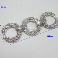 Factory Supply Shoes Accessories Metal Shoes