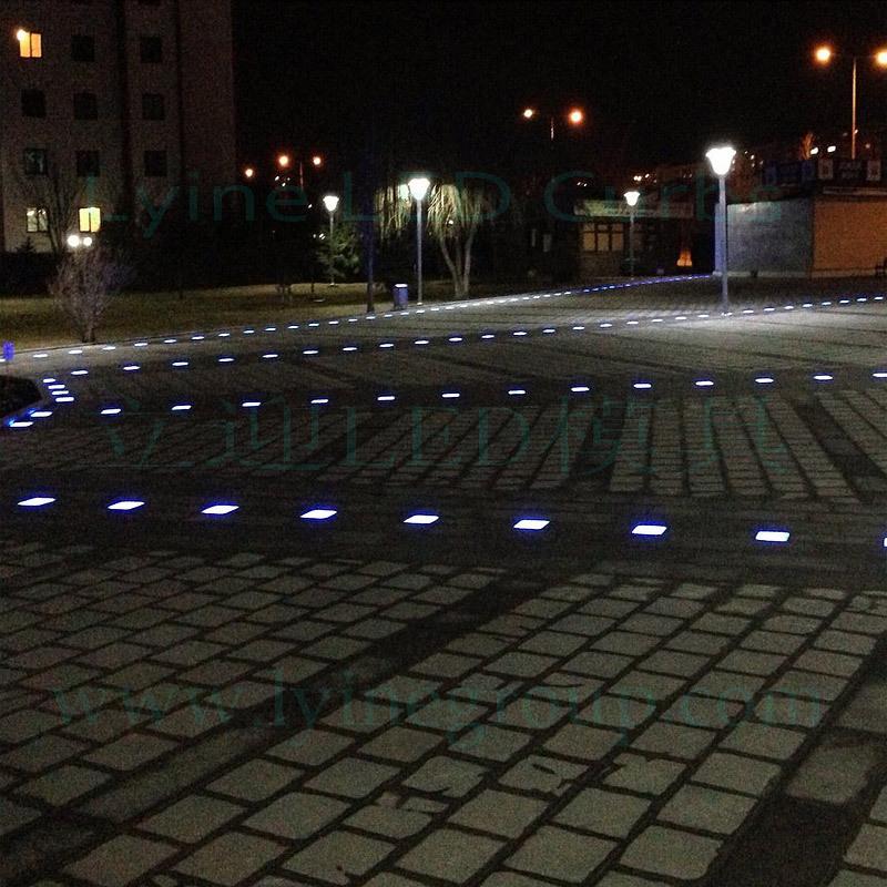 Lyine Brand Safety Traffic Barrier Parking Housing Estate