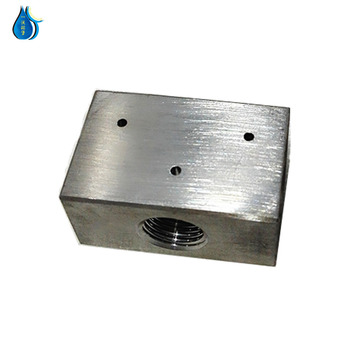 WP high quality pump machine part tee 87ksi 1/4 IN of abrasive