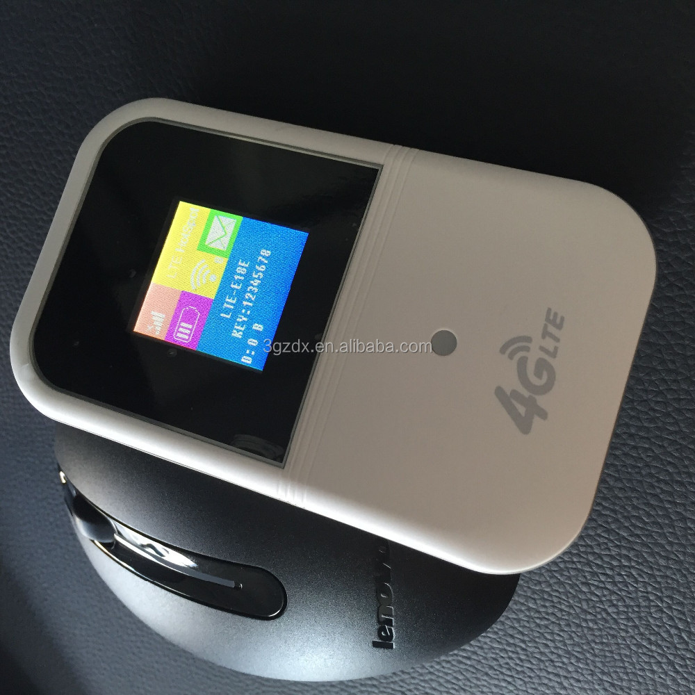 New Wireless Car Wifi Router LCD Pocket Hotspot Indoor Outdoor Networks