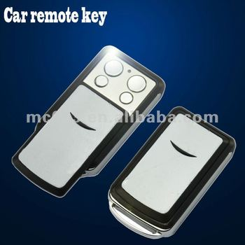 Fashionable RF Wireless Universal Electric Gate Remote Control F51D