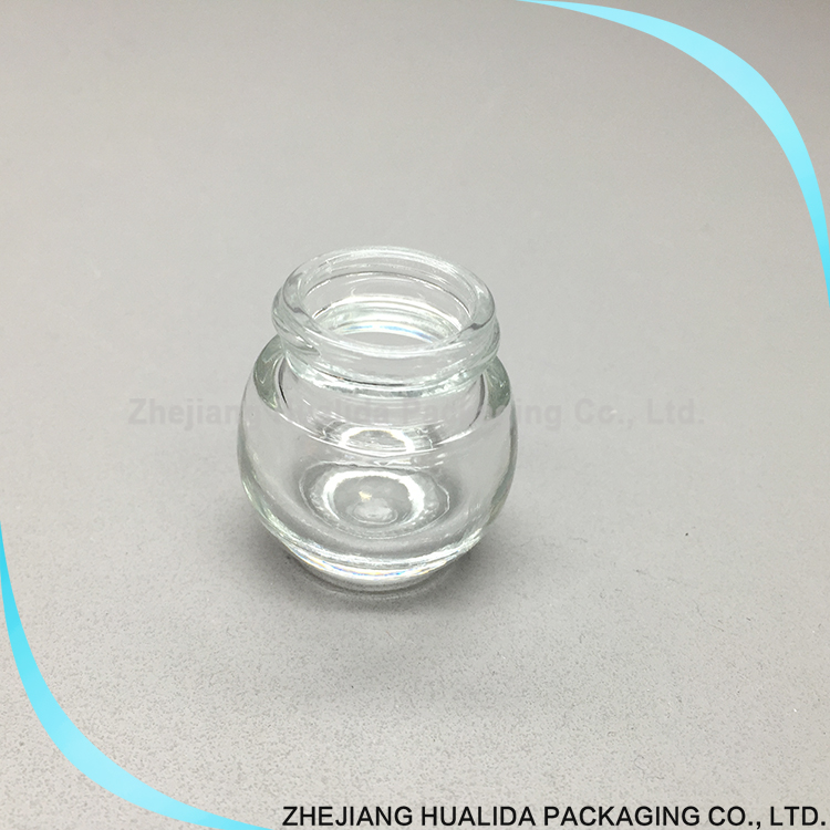 Newest Design High Quality 8g Hot Sell Clean And Bright Glass Jar