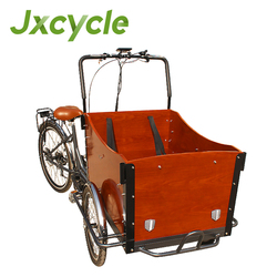 JX-T05 high quality three wheel electric cargo trike