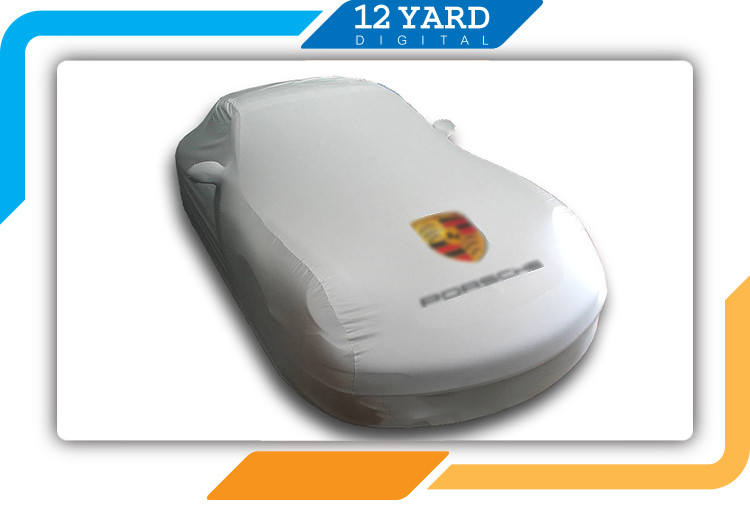 Ferrari high quality Custom printed dustproof car cover