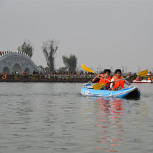 cheap sit on inflatable kayak at low price with 2 seats