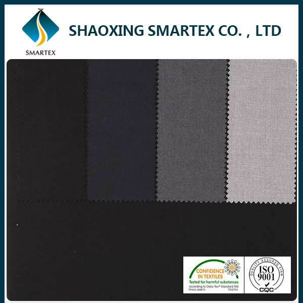 SM-94080 2016 Fashion design polyester viscose woven peruvian fabric for suiting and pants