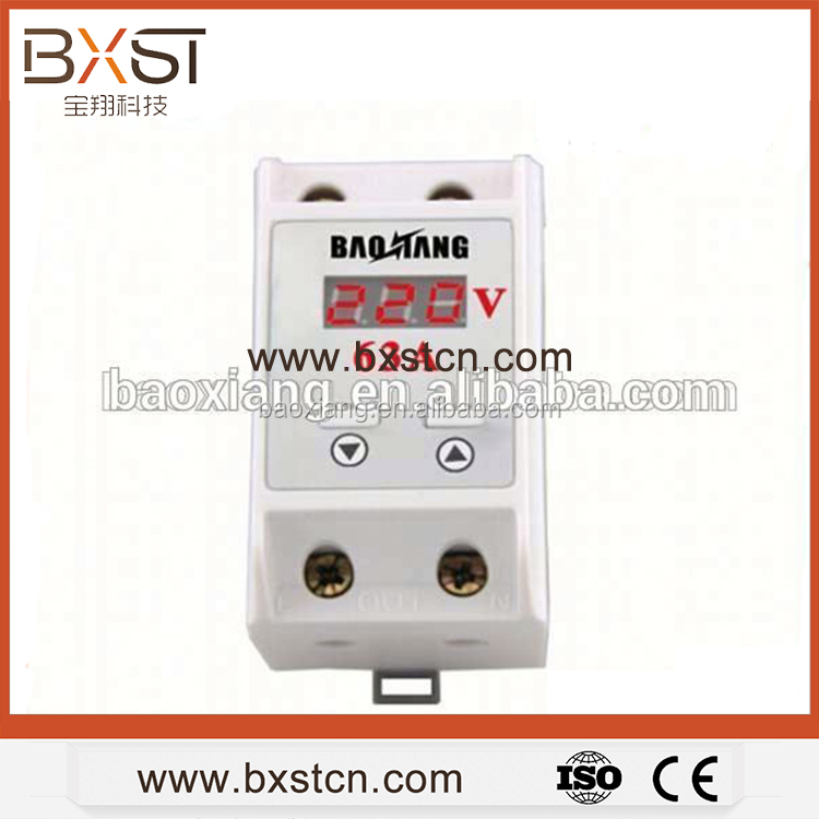 china wholesale market agents circuit breaker 220v surge protector , voltage protector , automatic voltage regulator