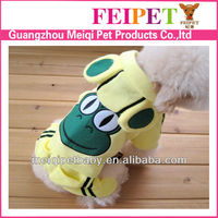 yellow dog hoodies pet supplies wholesalers promotional pet products