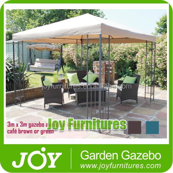 Ideal for Patios and Decked Areas Gazebo