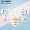 Doopser enlargement electric breast pump for mom use