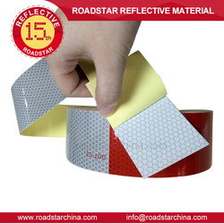DOT-C2 reflective tape for truck,Red/White color available,high intensity grade