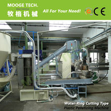 Plastic Recycling & Pelletizing Machines for Waste Film