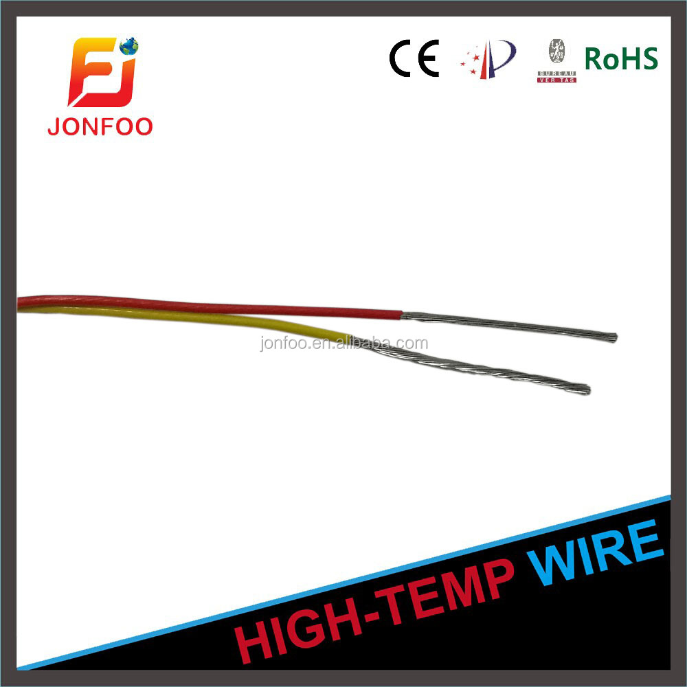 AWM TEFLON FLAME RETARDANT FEP SINGLE STRAND COPPER CORES 6MM HEAT RESISTANT CABLE AND WIRE