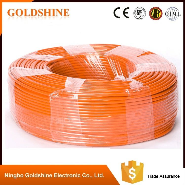 Good Reputation factory supply m12 electrical spring cable