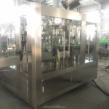 2017 Newest Automatic Carbonated Beverage Filling Machine/Soda Water Making Machine/Water Bottling Plant