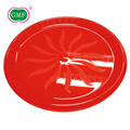 Food fruit tray disposable pizza plate with round