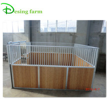 Quality cheap European galvanized steel horse stable panels for sale