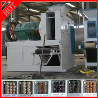 High Hardness with CE sludge briquette machine coal briquette machine sludge briquette making machine