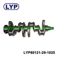 Crankshaft for engine parts for MAZDA/KIA R2 R2Y1-11-300/OR241-11-301/R263-10-300