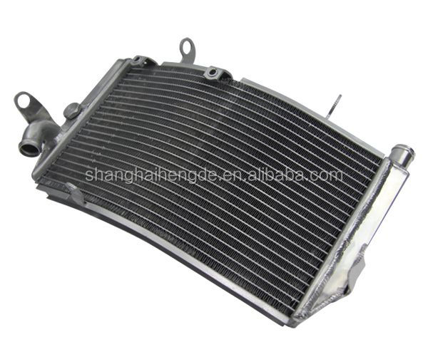 high performance streetbike aluminum radiators for HONDA CBR600 F3 1995-1998