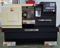 Multifunctional CNC lathe Price with low price Automatic Lathe with CE certificate