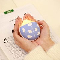 Factory direct sales 3 Color For Choose Usb Rechargeable Hand Warmer For Home