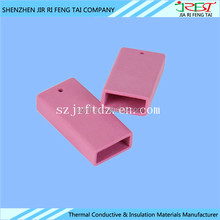 High Thermal Conductivity Customized High Purity Insulating 95% Alumina Ceramic Engineering Ceramic / Ceramic Parts