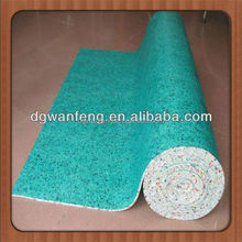 easy clean! carpet underlayment in low price