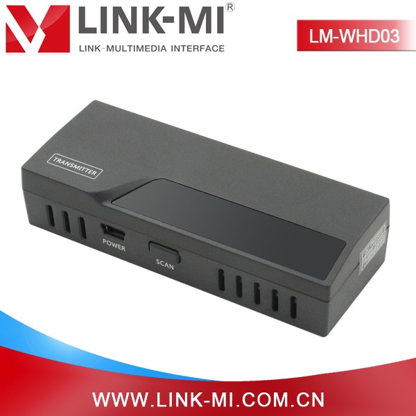LINK-MI LM-WHD03 30m 60GHz Wireless HDMI Transmitter and Receiver Support Digital Audio Up to 7.1 2016 best price zero latency