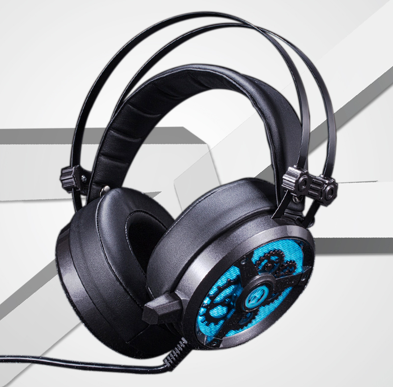 Alibaba com stereo headphone gaming, headset wired headphone China shenzhen factory gaming Headphone,new products