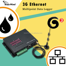 IP67 standard temperature and humidity datalogger for 3G Network