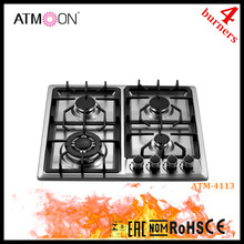 Commercial Cooking Automatic Blue Flame Gas Stove Valve gas hob