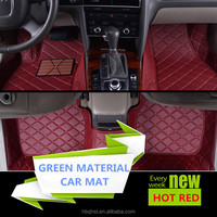 Colorful Decorative 3D Car Floor Mats