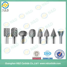 high quality tungsten carbide burrs/conical burr