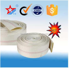 ISO CCC Certificates PVC Material Cabinet Lined Fire Fighting Hose For Sale