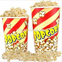 paper popcorn cups new food container