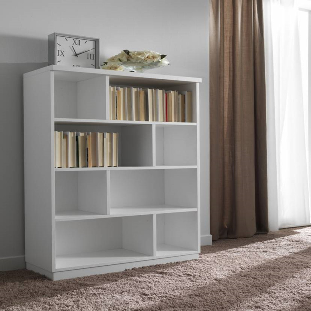 New style Decorate Bookcase