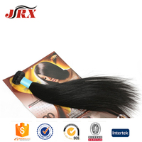 Unprocessed best raw material 100% human hair training doll head