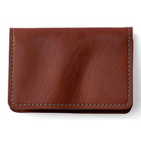 leather credit card holder case wallet