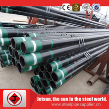 end with BTC, VAM top casing pipe