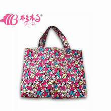 Young woman mixed custom fashion ladies handbag