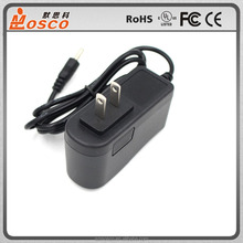 EU US plug 5V 2A 2.1A power adapter for printer modem CCTV camera