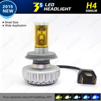 H7 30W Led Car Headlight New Design Auto Led Head Lamp